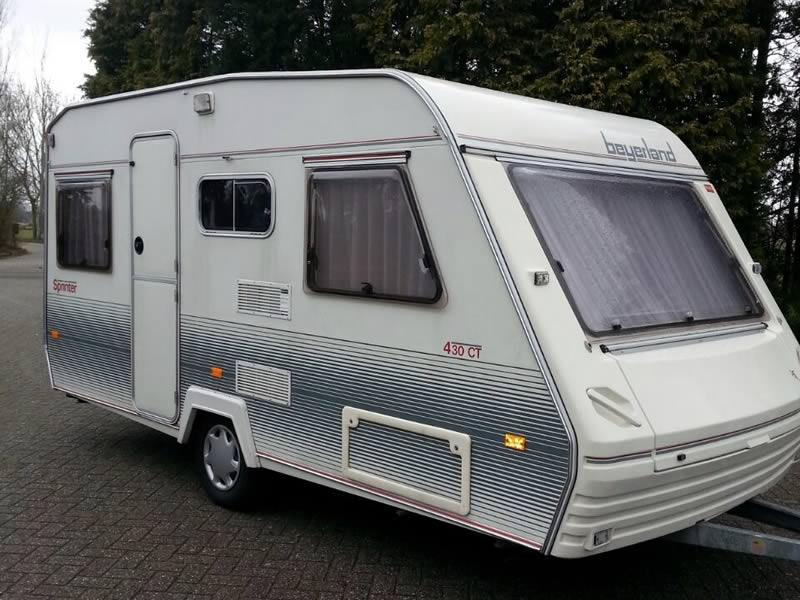 Caravan gekocht!