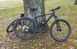 Mijn mountainbike
