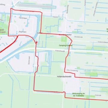 Hoogeveen Hollandscheveld Noordscheschut