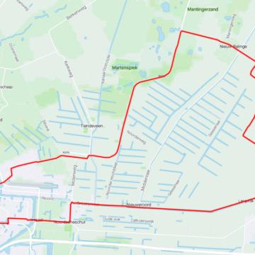 Hoogeveen - Nieuw Balinge - Hoogeveen